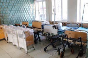 Миколаївська лікарня отримала медичну допомогу з Австрії