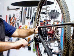 Ремонт велосипедів, шприхування та центрування коліс у Миколаєві