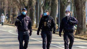 На Львівщині не вводять комендантський час, натомість на вихідні посилено працюватиме поліція