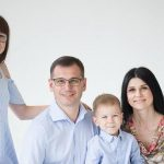 Олег Дуда: родина – це найдорожче, що може бути у житті людини