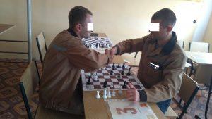 Шаховий турнір серед засуджених