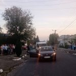 У Розвадові сталось ДТП: автівка зіткнулась зі скутером